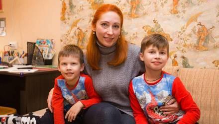 «Для нормальной жизни нужно 2400 рублей на четверых». Как живёт семья белорусов, доходы и траты которой регулярно попадают в статистику