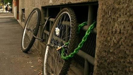 За кражу двух велосипедов задержан гомельчанин
