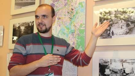 Гомельский историк собирает уникальные артефакты о гитлеровской оккупации Беларуси
