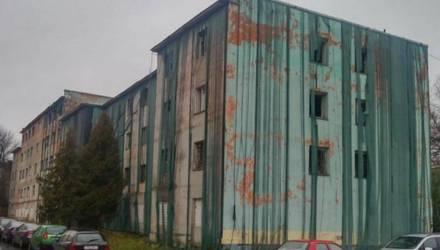 Пятиэтажный дом в Гомеле продали на электронных торгах в 223 раза дороже начальной цены