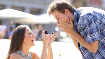 Почему мужчина годами встречается с женщиной и не женится на ней? Мнение психолога