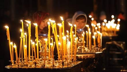 Время пребывания в Гомеле мощей святой блаженной Матроны Московской и креста-мощевика с частицей Ризы Господней продлено