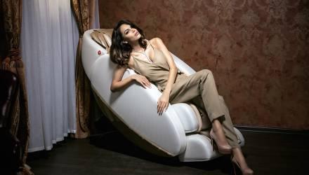 Как в Житковичах массажное чудо-кресло продавали