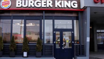 Burger King открыл первый ресторан в Гомеле