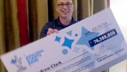 Работяга забыл про лотерейный билет и через месяц узнал, что выиграл 200 млн