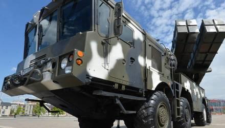 """Лукашенко: на испытаниях """"Полонеза"""" у военных мокро было"""