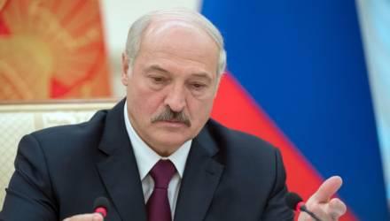 Лукашенко объяснил, почему у него поганое настроение
