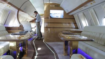 Самолет Лукашенко снова выставлен на продажу
