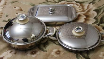 Кастрюля по цене самолета, или Как белорусская семья купила посуду за $1000