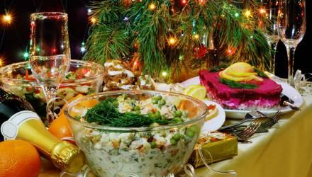 Во сколько обойдётся новогодний стол для гомельчан? Давайте считать