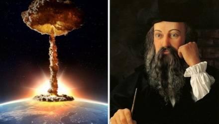 Гигантское землетрясение в США и III мировая. Что предсказал Нострадамус на 2019 год