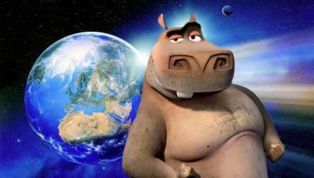 NASA: к Земле приближается рождественский астероид в форме бегемота – фото