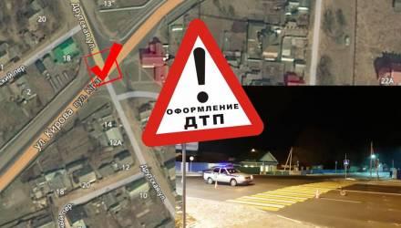 В Рогачёве журналисты нашли «перекрёсток смерти». Спасти жителей может только светофор из Гомеля