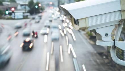В Гомеле установят сверхточные камеры для выявления нарушений проезда перекрестков