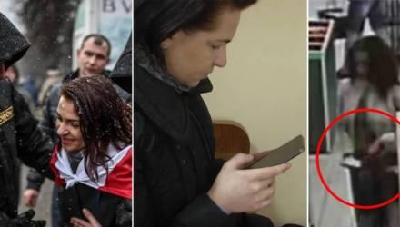 М-да. Лидер «Молодых демократов» украла в магазине на Гомельщине элитный французский сыр – видео