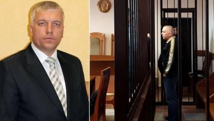 Экс-председатель Лоевского райисполкома приговорен к семи годам лишения свободы за коррупцию