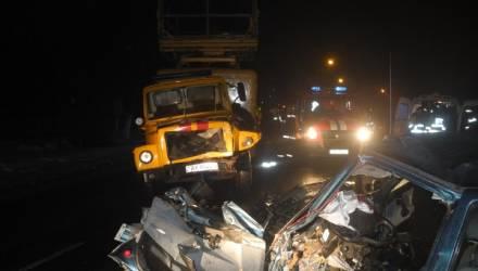 Пьяные водитель и пассажир уходили от погони ГАИ. Стали известны подробности резонансного ДТП на Речицком проспекте в Гомеле