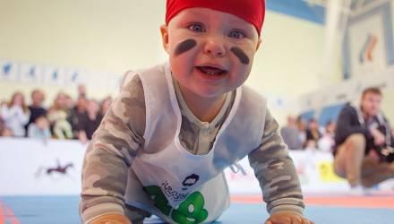 Новогодний забег малышей с олимпийской чемпионкой Юлией Нестеренко проведут в Гомеле