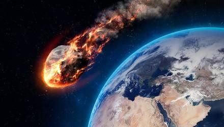 NASA показало на видео самый опасный для Земли астероид Бенну
