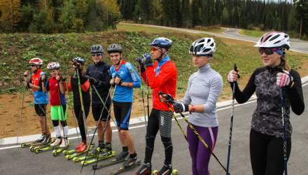 Строительство лыжероллерной трассы планируют начать в Гомеле в 2019 году