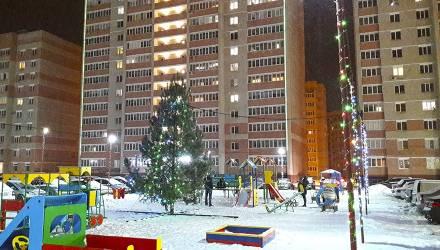 12 дворов Гомеля в новогодние праздники превратятся в площадку для соседской вечеринки