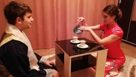 Как белорус и белоруска заключили брак по-китайски