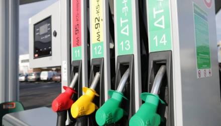 С 16 декабря в Беларуси снова дорожает автомобильное топливо. Кроме 92-го