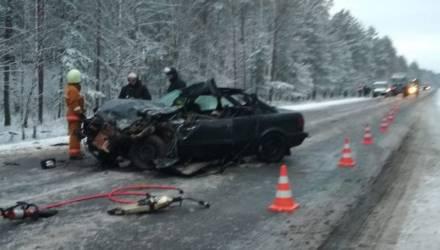 Сразу две аварии со смертельным исходом произошли на дорогах Гомельщины за последние дни