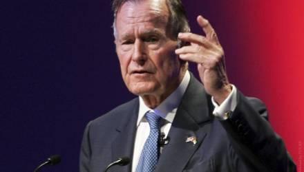 Умер 41-й президент США Джордж Буш — старший