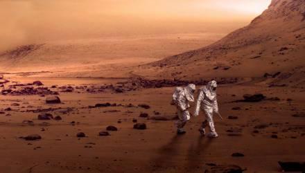 Тайна Красной планеты. Почему люди, которые побывают на Марсе, проживут меньше