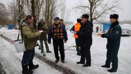 Безопасность в комплексе: в Гомельской области проходят рейды на водоёмах
