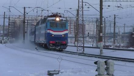 Новое расписание движения поездов действует с 9 декабря