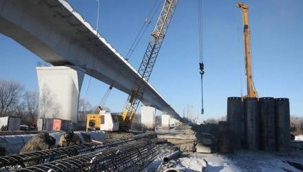Стратегическое значение: новый мост над Сожем в Гомельском районе должны возвести за два года