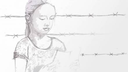 Суд вынес приговор россиянке, которая родила в белорусском СИЗО. В колонию в Гомеле с ней поедет сын