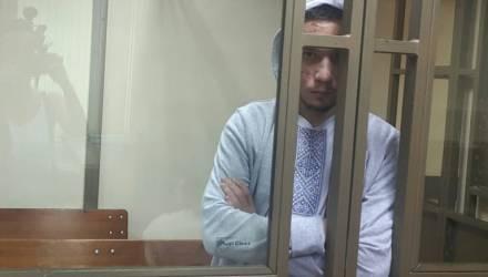 На суде украинца Гриба силовики заявили, что задерживали его не в Гомеле, а в Смоленской области