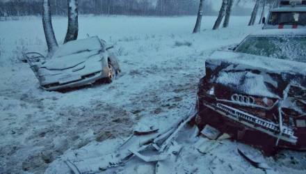 Ужасная трагедия на Гомельщине. В аварии в Рогачёвском районе погибли три женщины