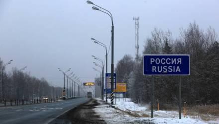 Соглашение о признании виз: на авто въехать в Беларусь или РФ иностранцы могут по шести дорогам