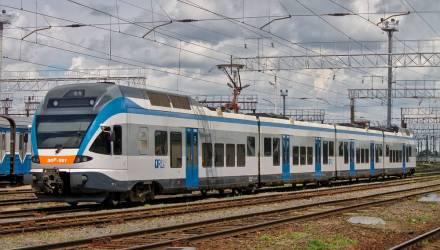 Скоростной электропоезд на участке Жлобин-Светлогорск-на-Березине планируется запустить в августе