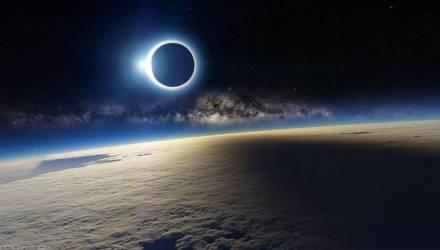 Гомельчане смогут увидеть полное лунное затмение в ночь на 21 января