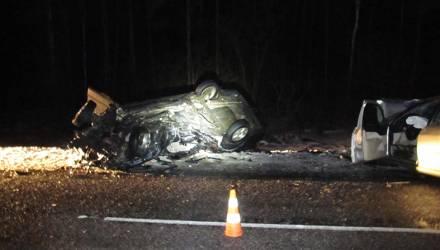 Спустя трое суток водитель VW Passat умер в реанимации
