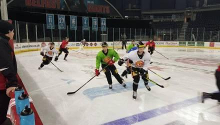 """Хоккеисты """"Гомеля"""" стартуют в суперфинале Континентального кубка"""