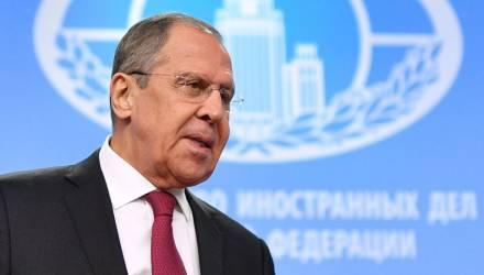 Лавров удивился шумихе вокруг вопроса интеграции Беларуси и России