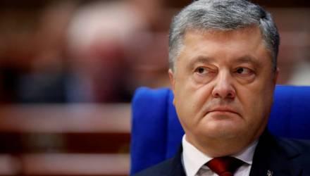 Скандальный снимок президента Украины удалили с его сайта