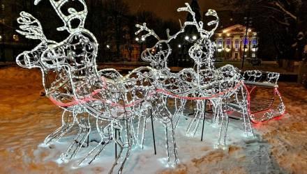 Синоптики объяснили, почему не оправдались прогнозы метеосайтов о сильных морозах на Рождество