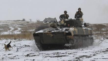 Взбунтовались. Украинские военные отказались воевать в Донбассе