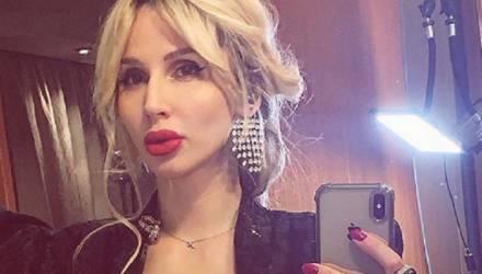 Украинская поп-певица и экс-солистка «ВИА Гра» Светлана Лобода показала откровенное фото в купальнике