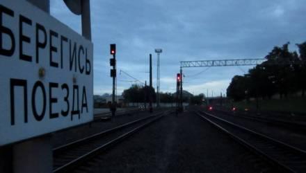 Жителя Гомельской области переехало грузовым поездом – спустя 2 дня он умер