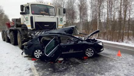 82 погибли и 454 получили травмы. В Гомельской ГАИ назвали причины смертей на дорогах региона