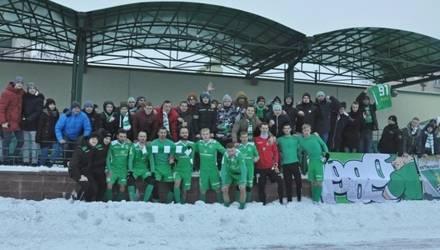 21 января футболисты «Гомеля» выйдут из отпуска