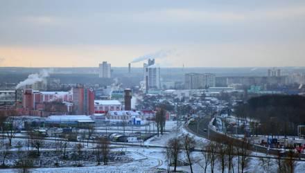 В Гомеле и Жлобине в 2018 году отмечено загрязнение воздуха формальдегидом